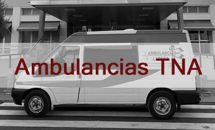 Ambulancias TNA
