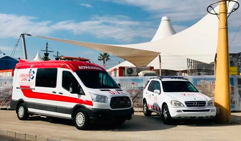 EVENTOS GENERAL - Transporte sanitario