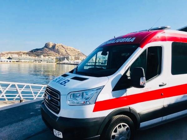-Ambulancias Lapeña servicio comunidad Valenciana
