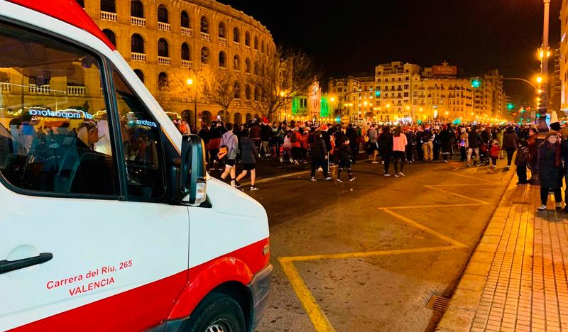 eventos deportivos lapeña Valencia