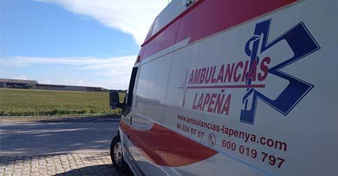 Atención sanitaria en Valencia